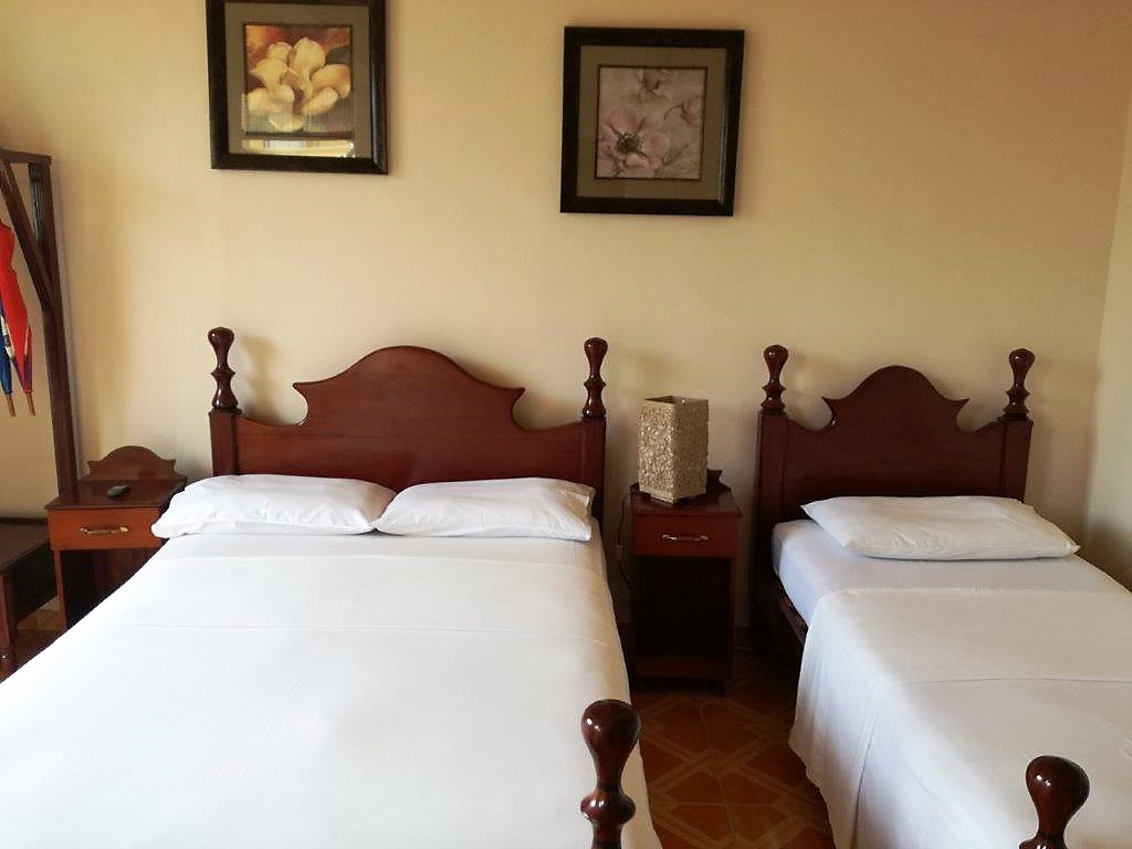 Hostal Jose y Fatima Appartement 1