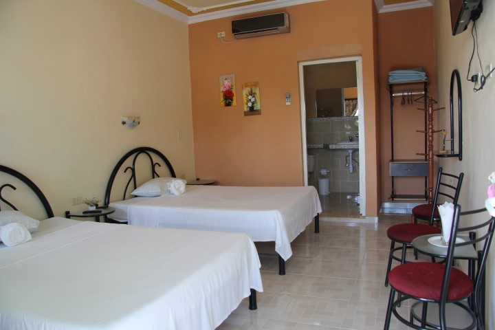 Hostal Tropical Caribe Appartement 2
