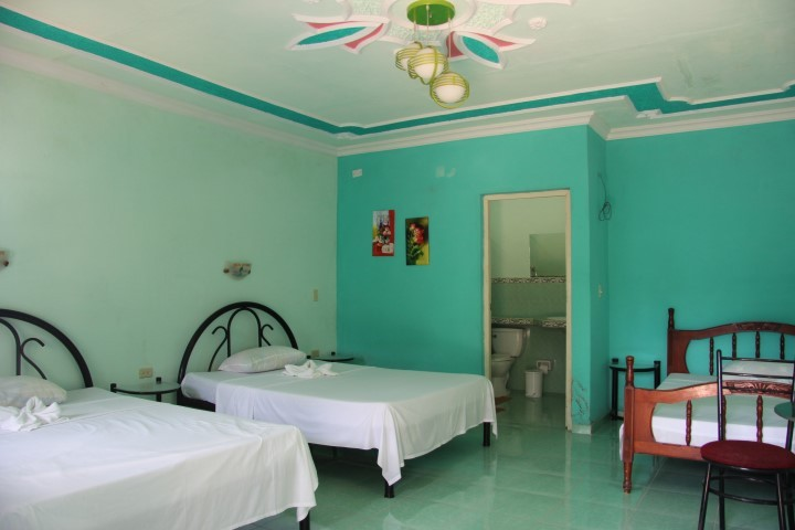Hostal Tropical Caribe Appartement 3