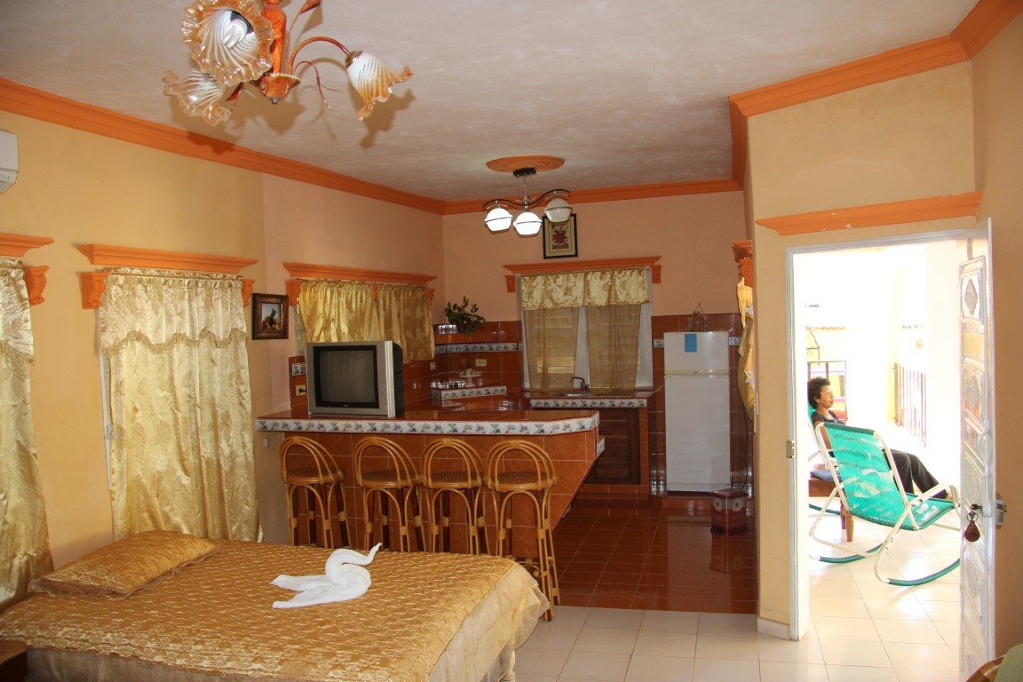 Hostal Las Reinas del Sur Appartement 3