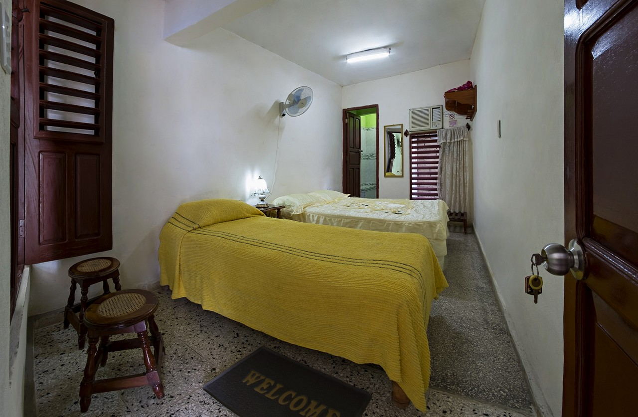 Hostal Odalys y Javier Appartement 1