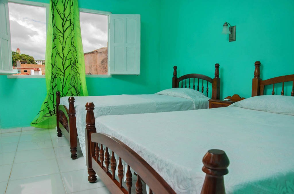 Hostal Mirella Y Eliecer Appartement 1