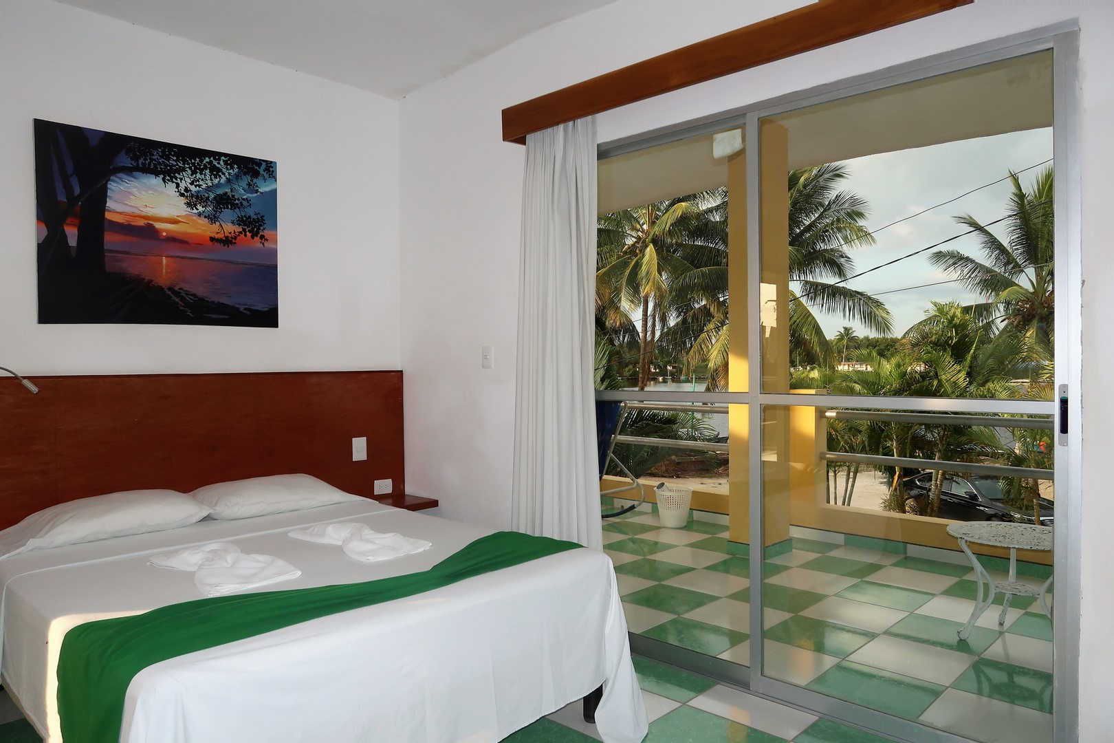 Gran Hostal Bahía de Cochinos Appartement 1